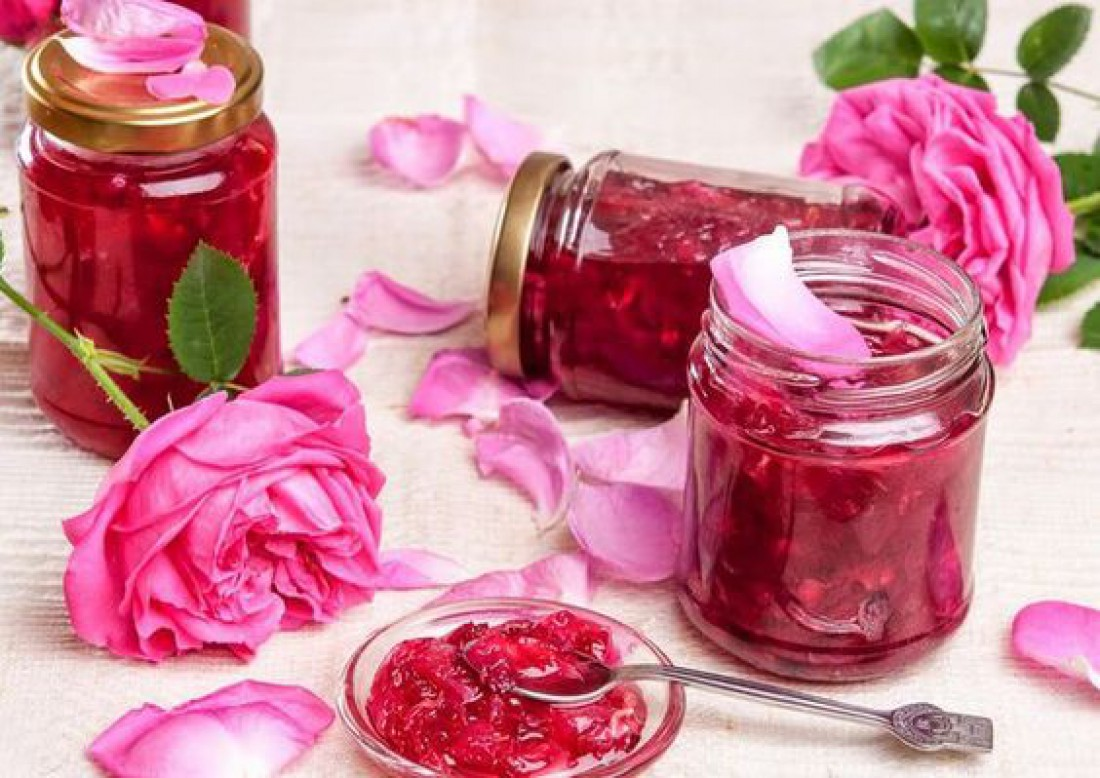 Что приготовить из розы: Розовое варенье