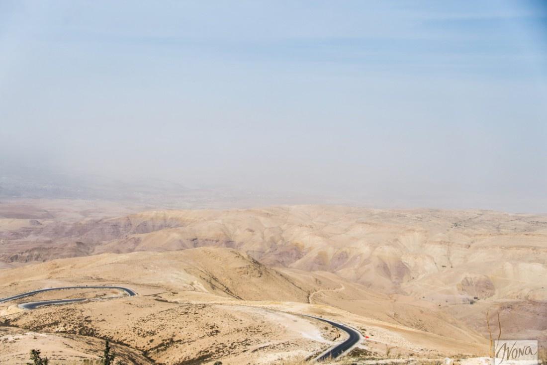 Панорама с горы Моисея