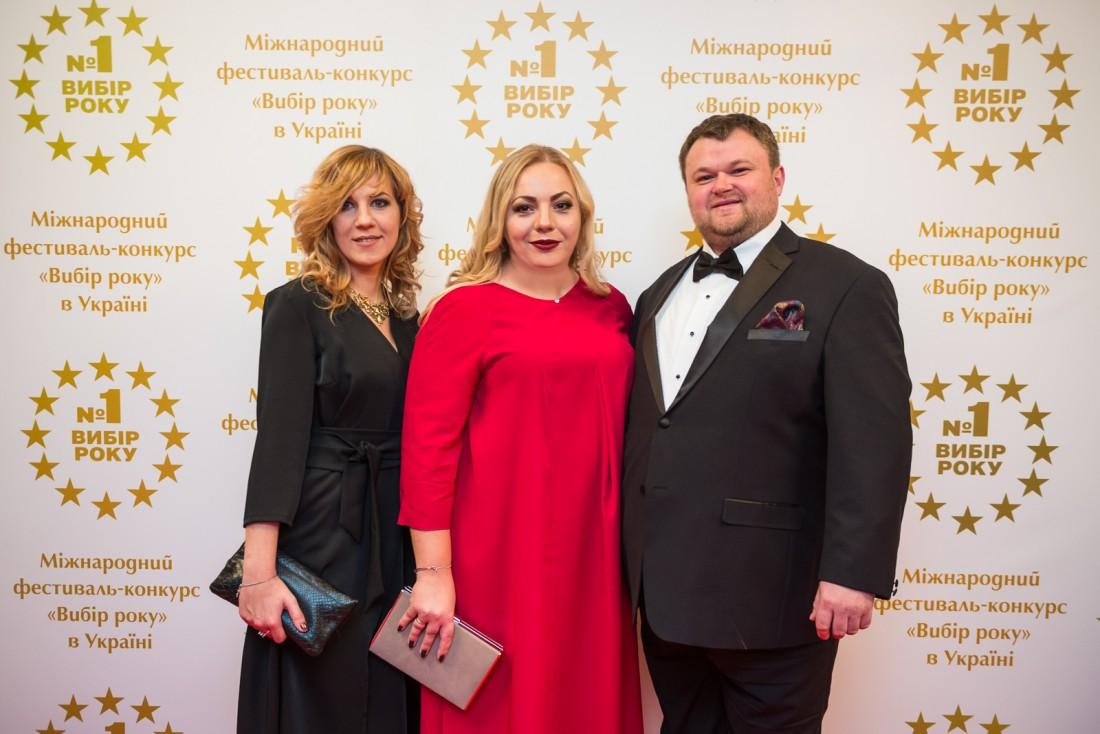 Татьяна и Виталий Семенченко стали обладателями престижной награды