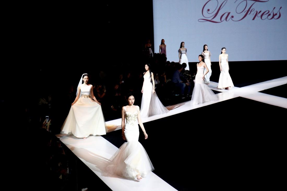 Свадебная коллекция LaFress на Harbin Fashion Week 2017