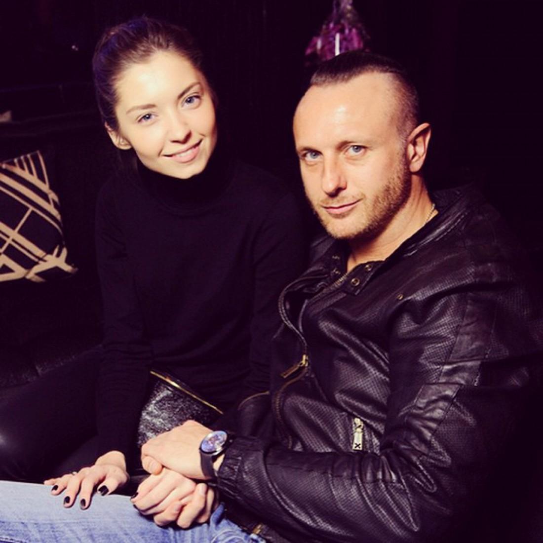 Сергей и Марина Ларькины