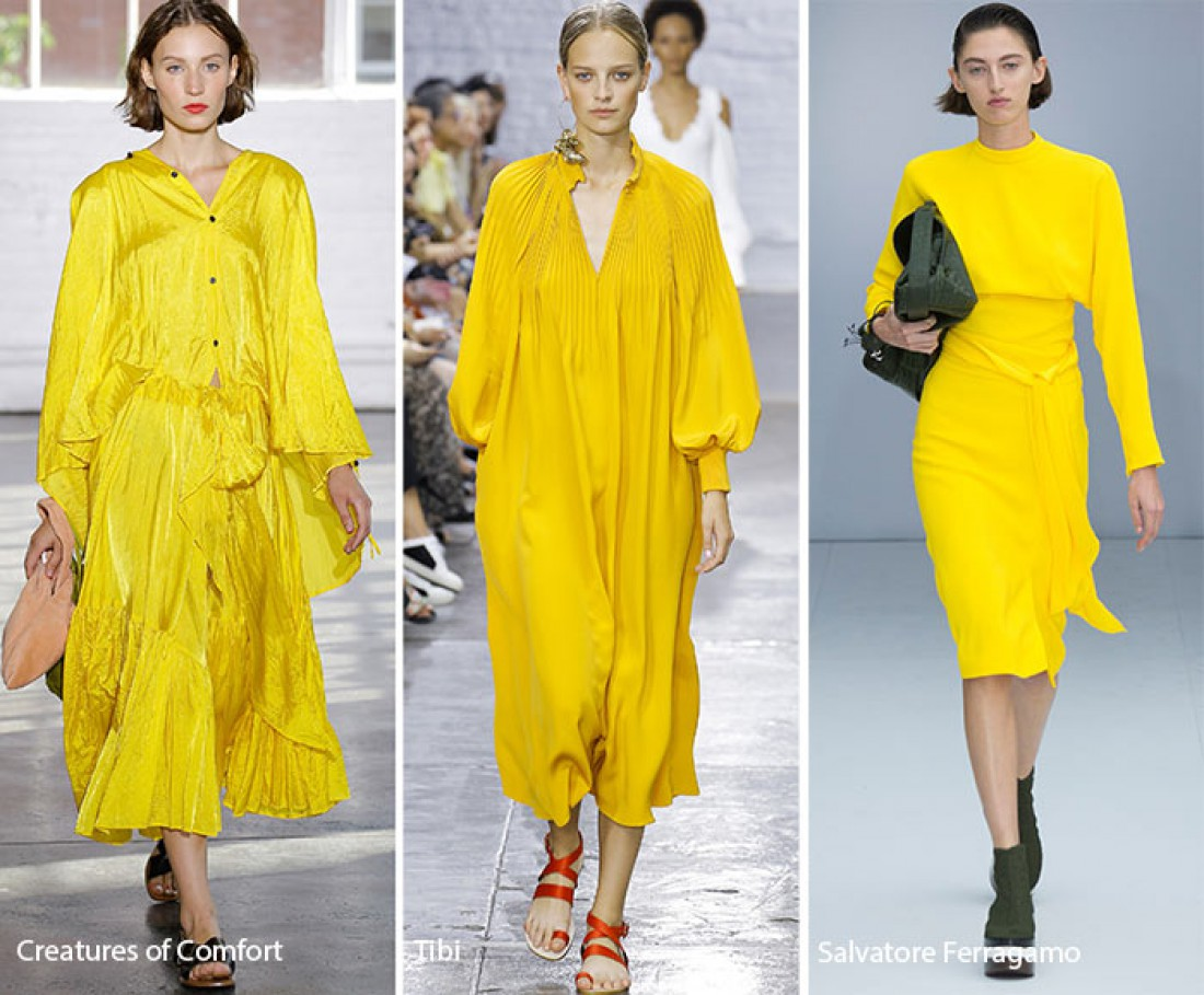 Цвет 2017 года по версии Pantone: Желтая примула