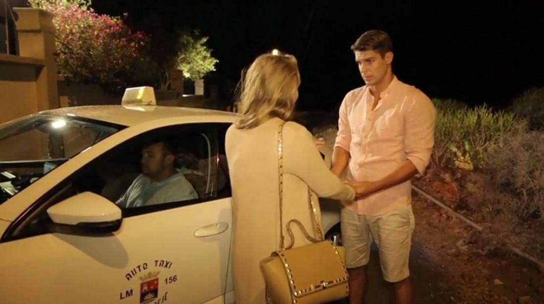 Холостяк 7 выпуск 8: Дмитрий попрощался с Кристиной