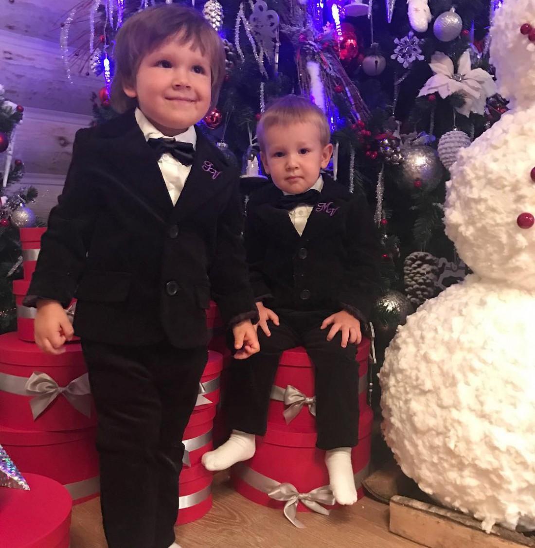 Иван и Максим - дети Марии Кожевниковой