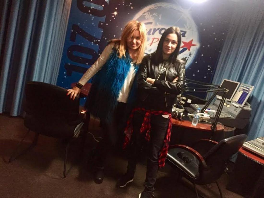 Lilu и Анастасия Приходько