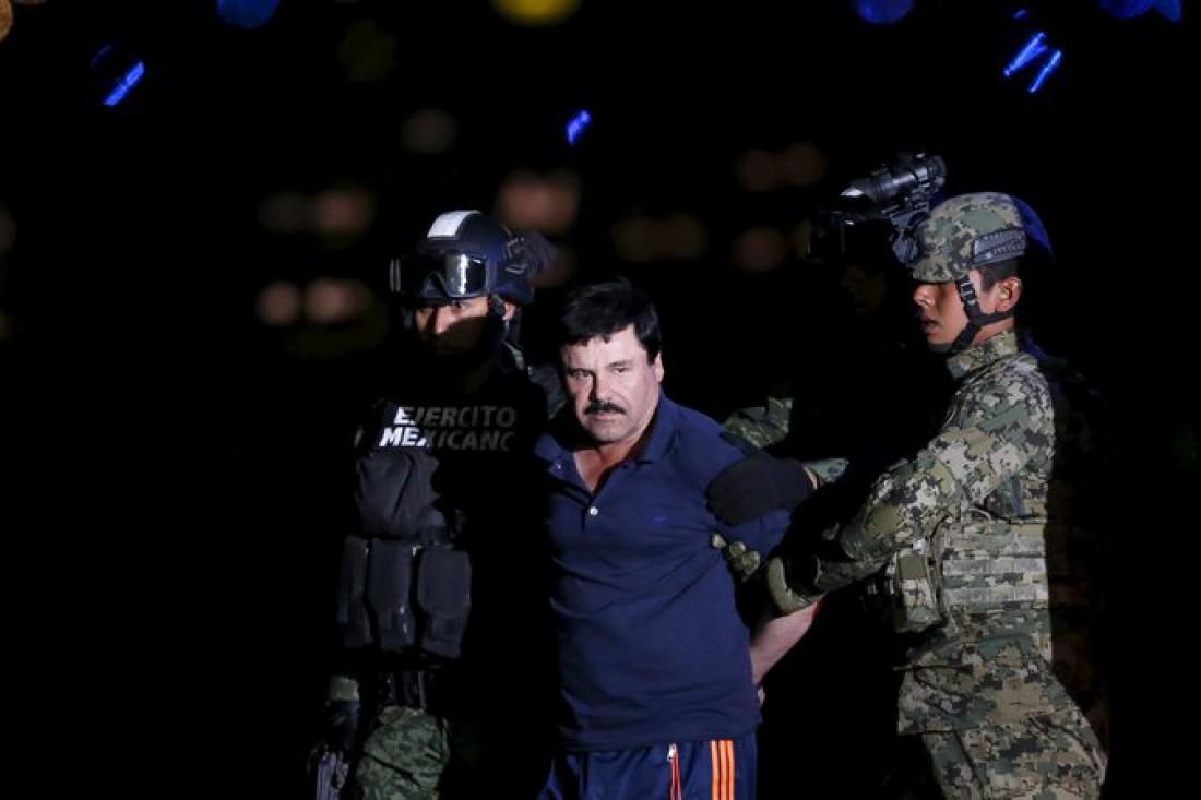 Арест мафиози транслировался по мексиканскому ТВ
