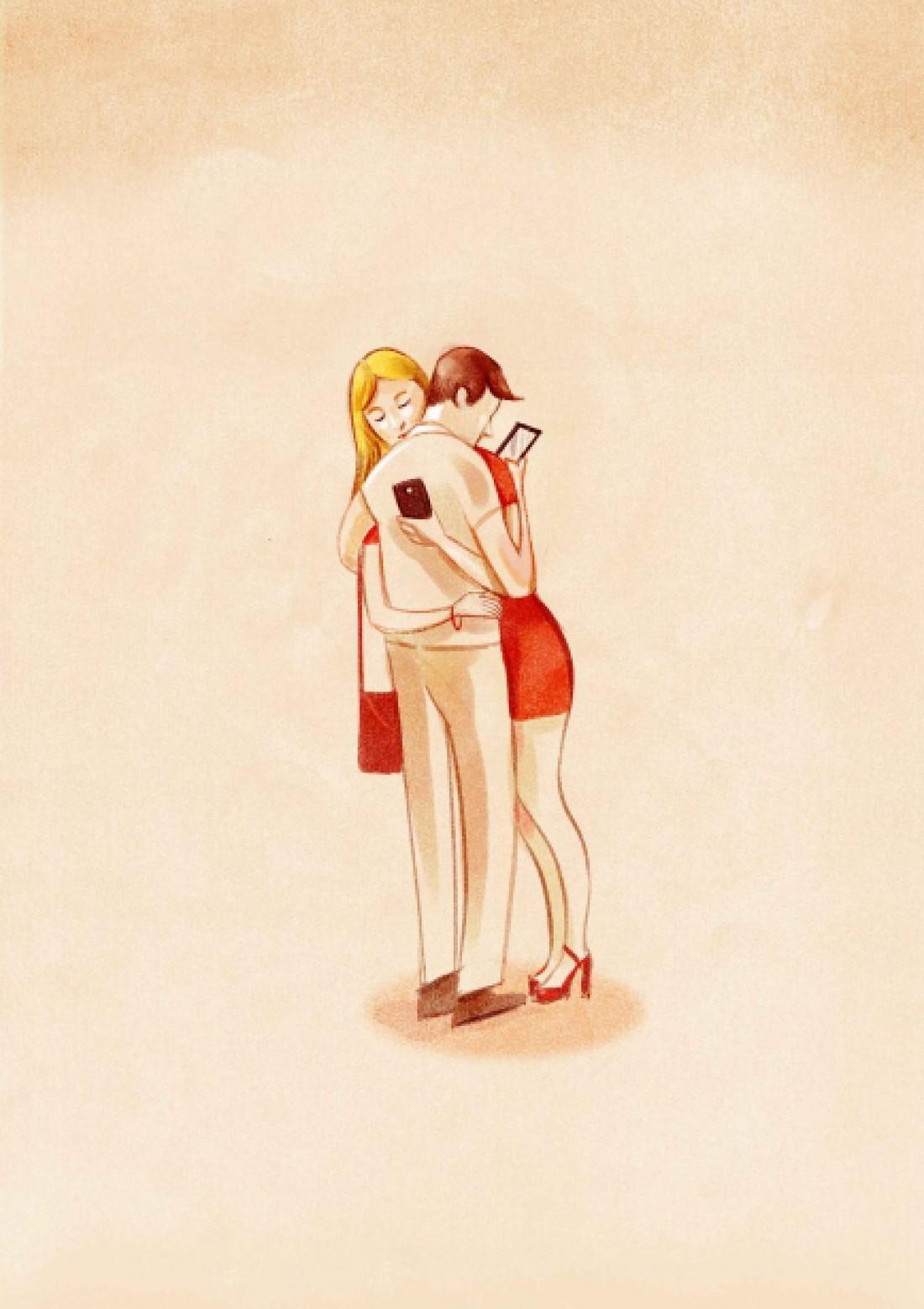Современная любовь