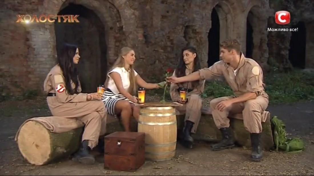 Холостяк 7 сезон второй выпуск: свидание Дмитрия, Сыргыланы, Саши и Кристины