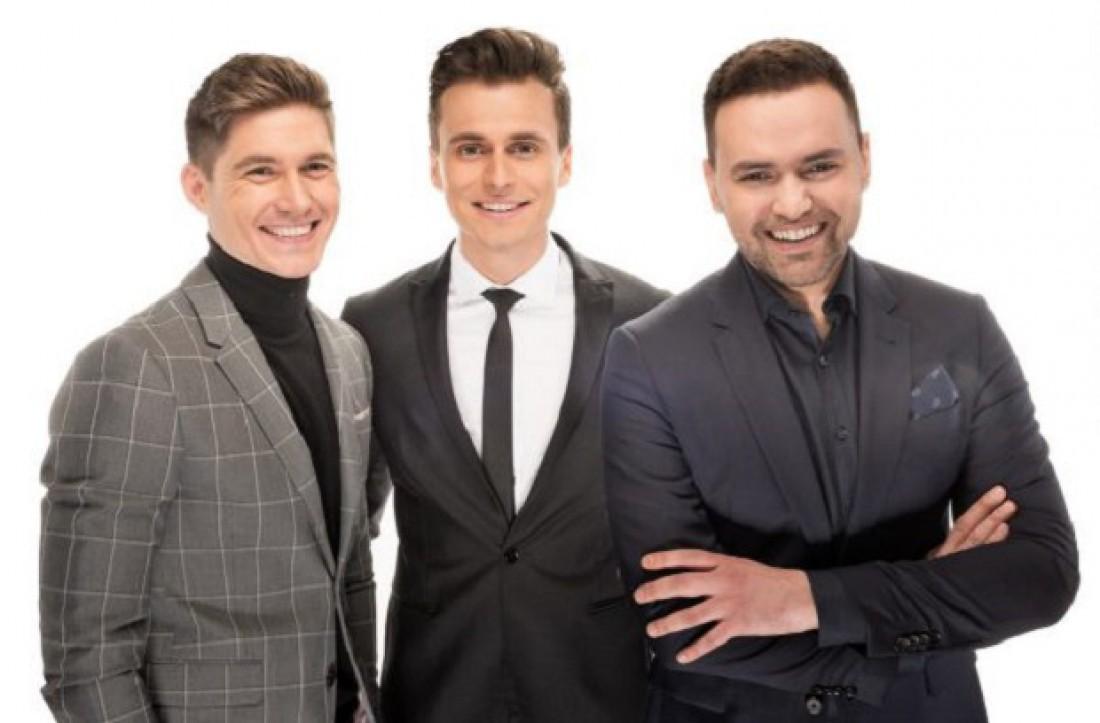 Евровидение 2017 Украина: Владимир Остапчук, Александр Скичко, Тимур Мирошниченко
