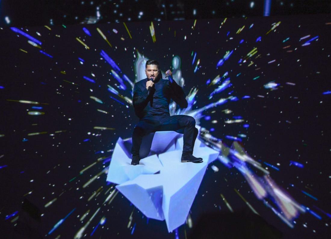 Евровидение 2016 второй полуфинал: Сергей Лазарев (Россия)