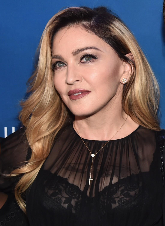 Сердце Мадонны вновь занято молодым красавчиком