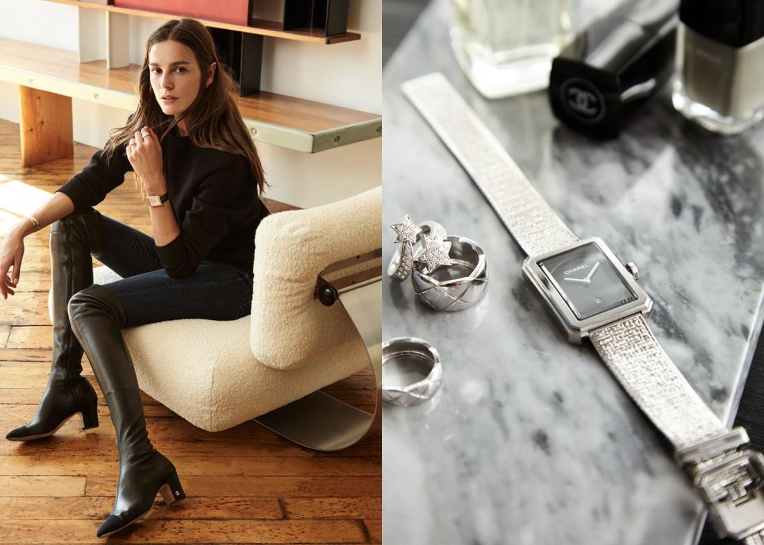 Классические аксессуары вроде наручных часов или нити жемчуга всегда будут в моде