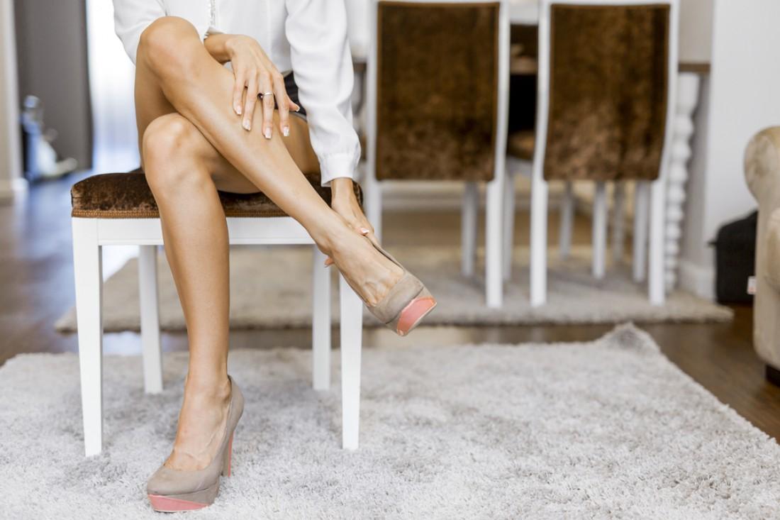 Длинные ноги – мечта каждой девушки