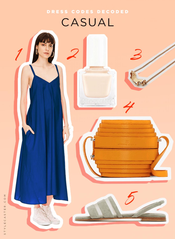 Свадебный дресс-код: кэжуал