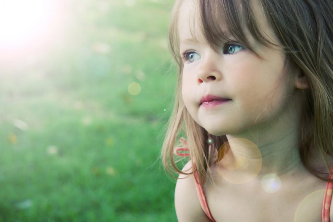 Люби ребенка таким, какой он есть