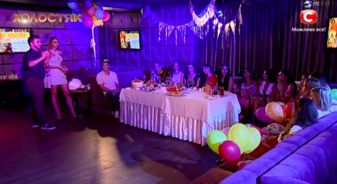 Холостяк 7 сезон второй выпуск: Холостяк с девушками в караоке