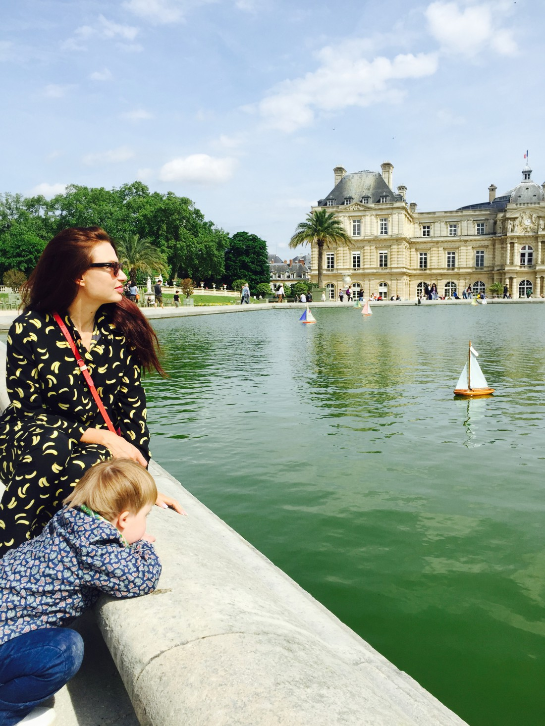 Эвелина Бледанс во Франции