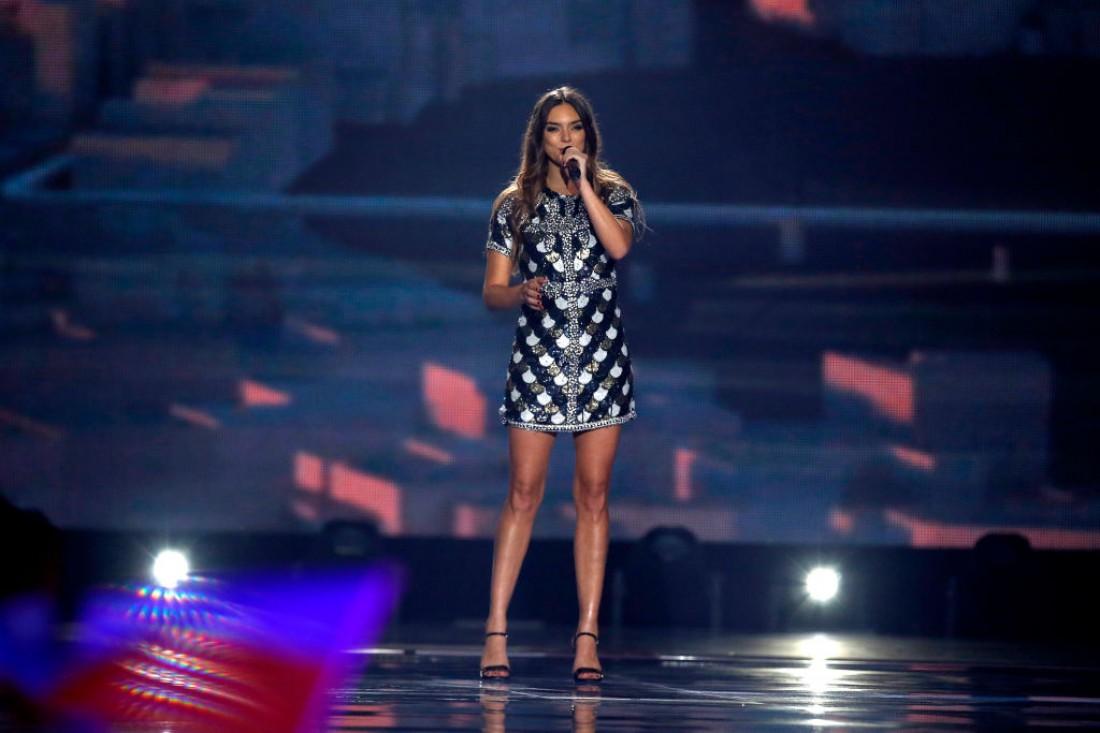 Финал Евровидения 2017: Франция – Alma