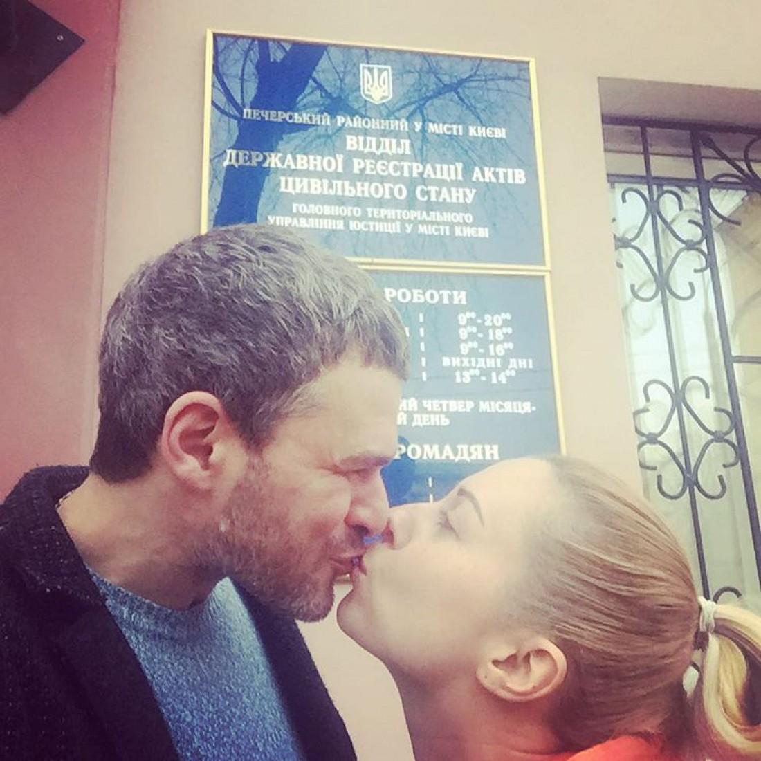 Тоня Матвиенко и Арсен Мирзоян женятся