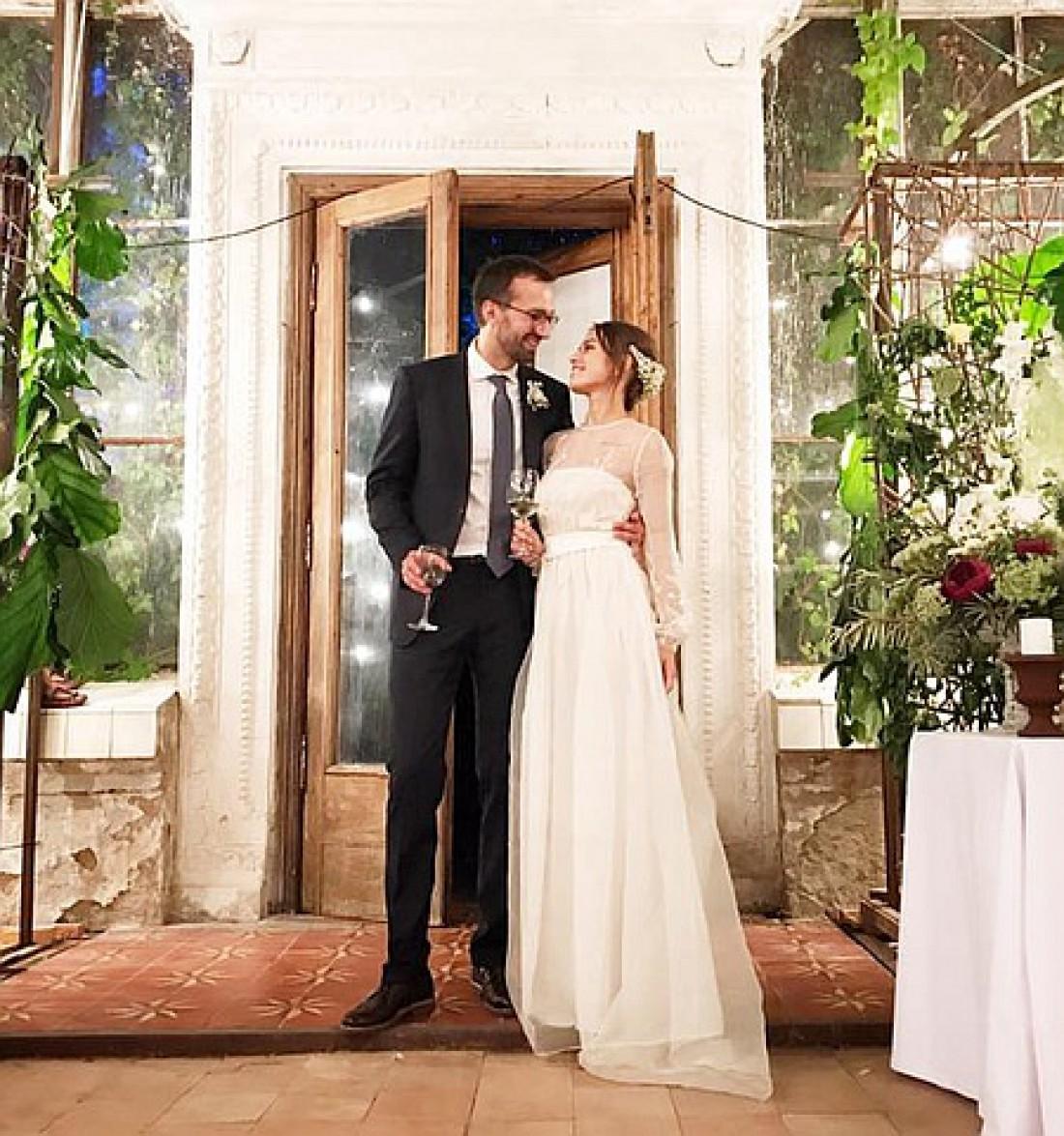 Свадьба Сергея Лещенко и Анастасии Топольской