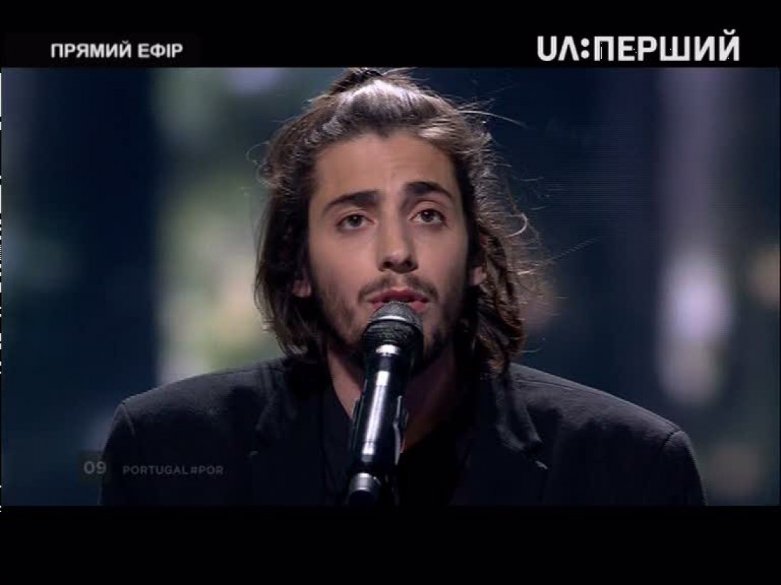 Евровидение 2017: Португалия прошла в финал