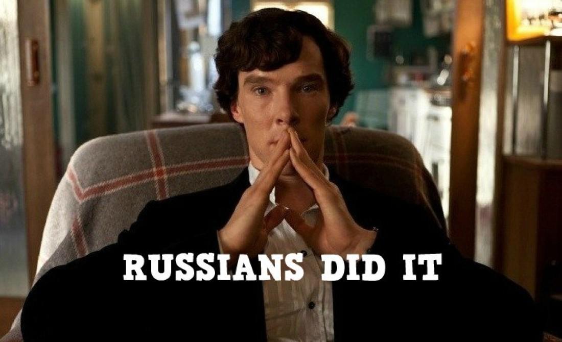 В Сеть за день до премьеры выложили финальную серию Шерлока