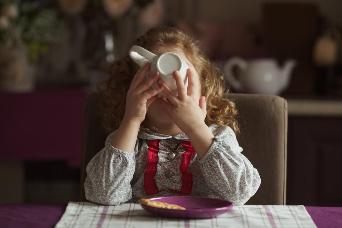Витаминные напитки для детей