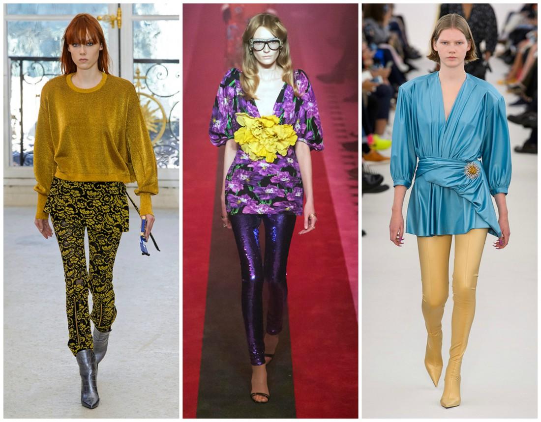 Louis Vuitton SS17, Gucci SS17, Balenciaga SS17
