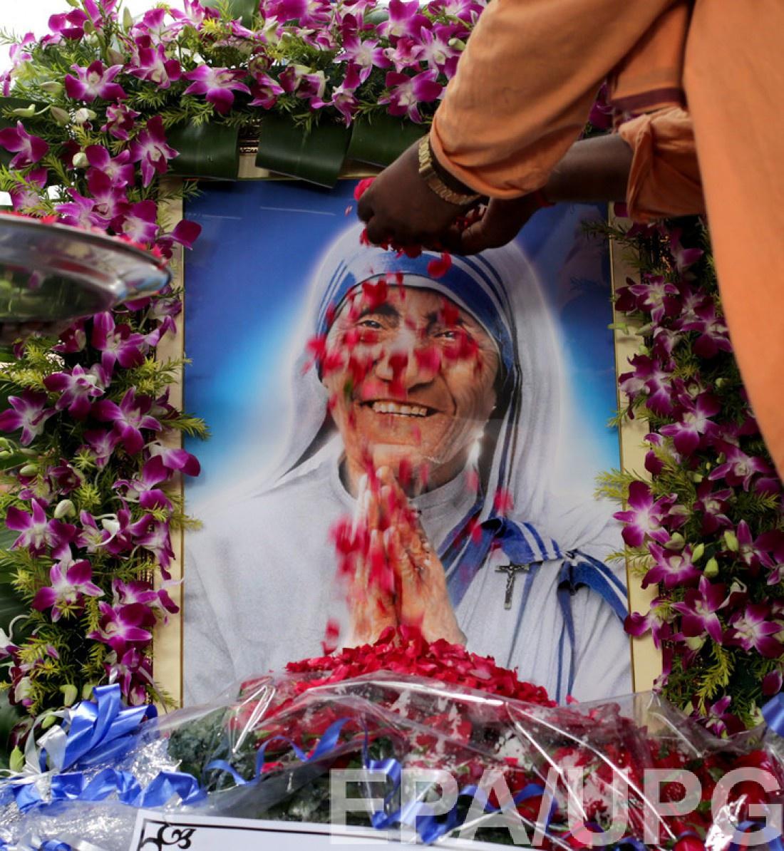 Мать Терезу признали святой