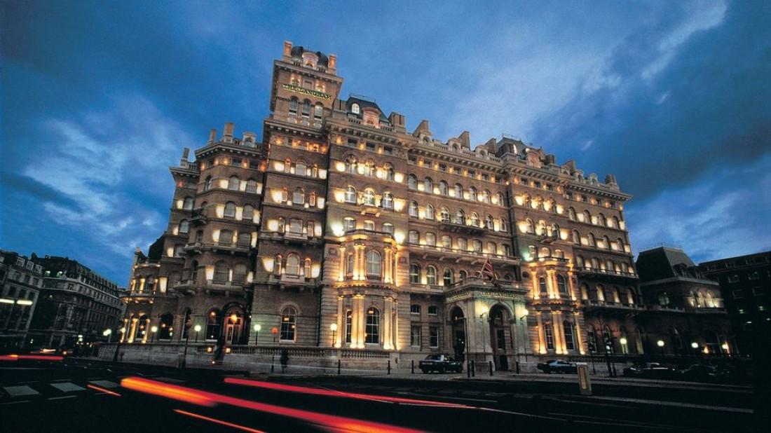 Отель Лэнгхэм, Лондон (Великобритания)