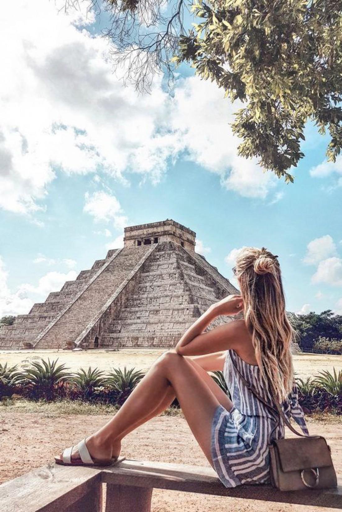 Пирамиды Теотиуакан позволяют прикоснуться к древней истории