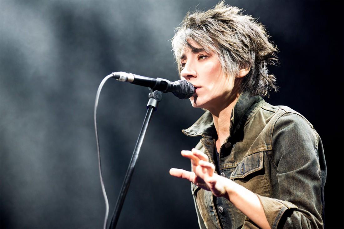 Певица Земфира еще порадует поклонников новыми песнями