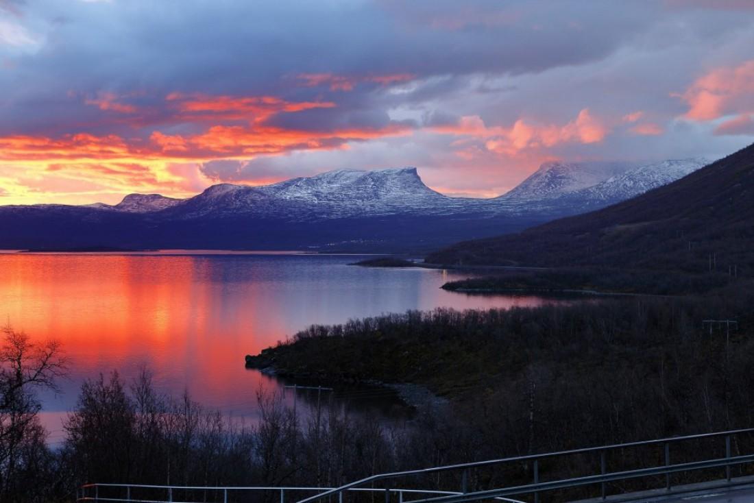 Национальный парк Абиску, Швеции