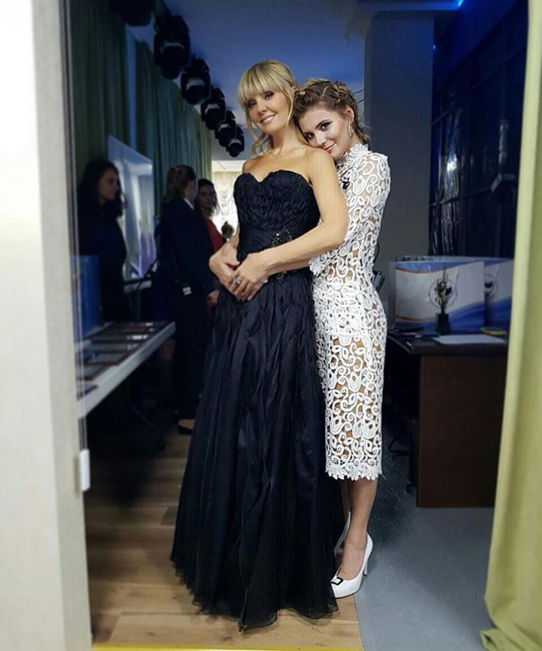 Ваелрия с дочкой