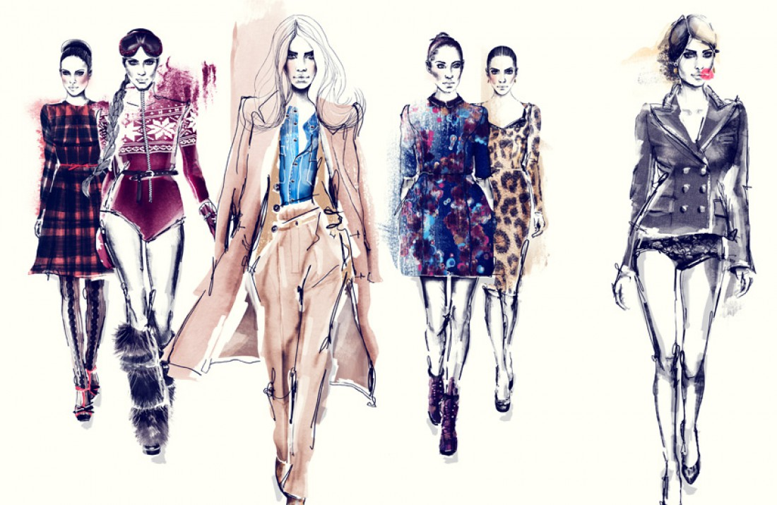 39-я Ukrainian Fashion Week