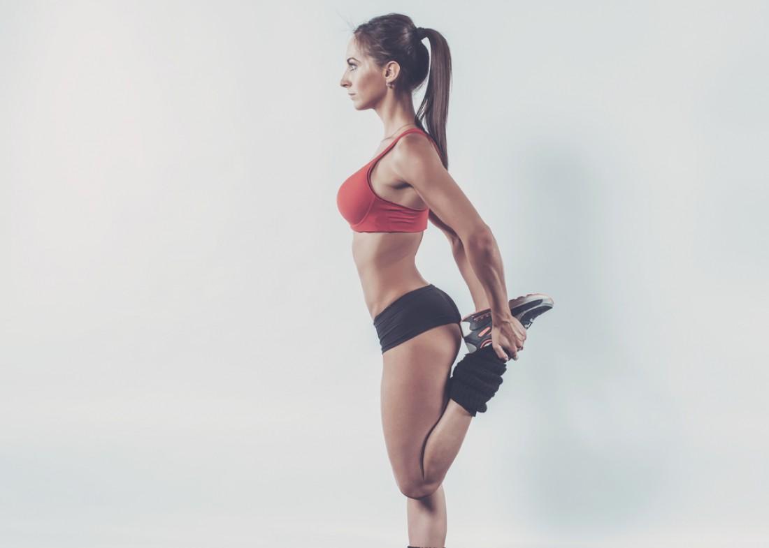 Как накачать ягодицы: 30-дневная тренировка