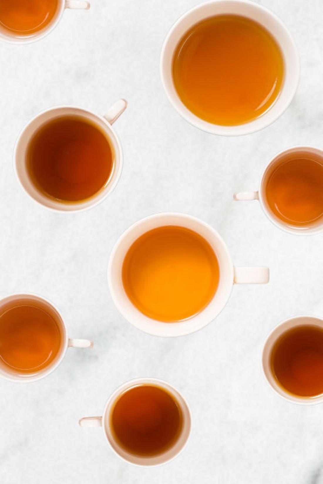 Пей чай