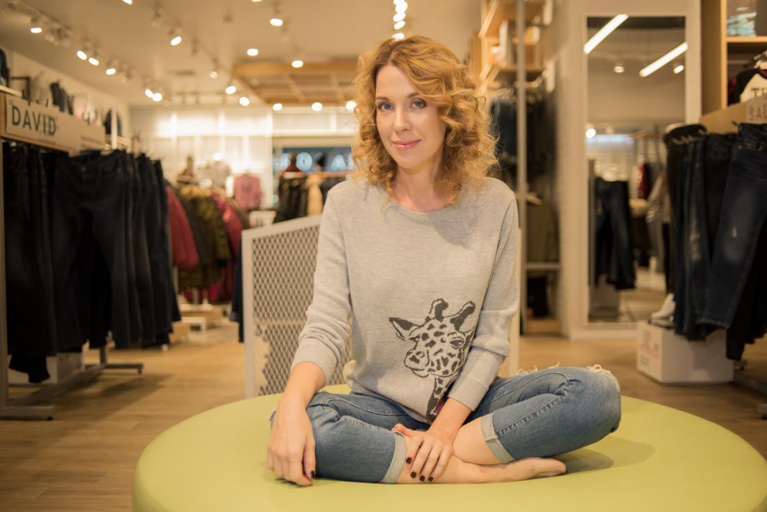 Юлия Савостина –  журналист, автор проекта В поисках Made in Ukraine