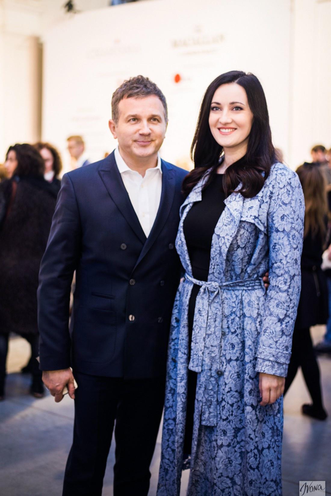 Соломія Вітвіцька і Юрій Горбунов