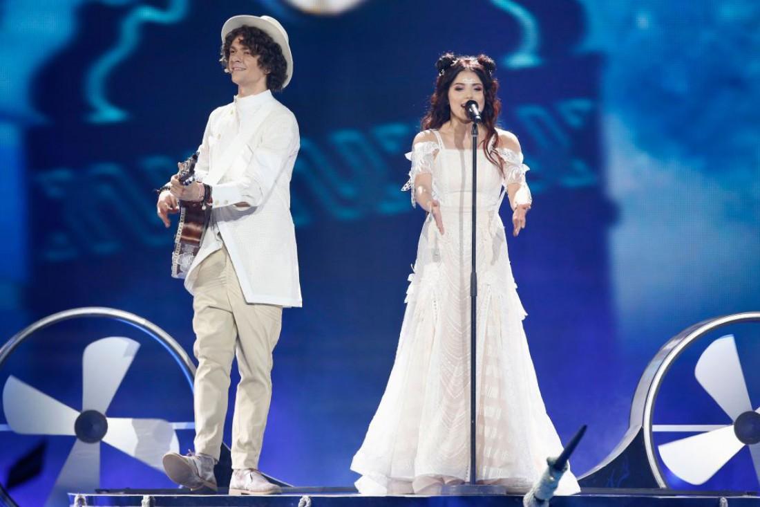 Евровидение 2017: Беларусь прошла в финал