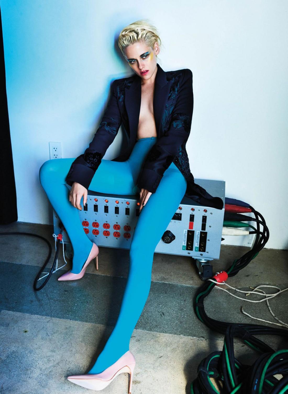 Кристен Стюарт на страницах V Magazine