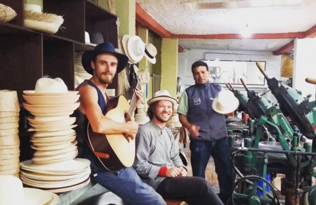 Феликс Шиндер в Перу