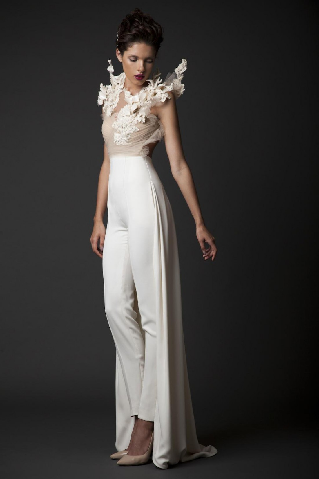 ТОП-3 альтернативных свадебных наряда