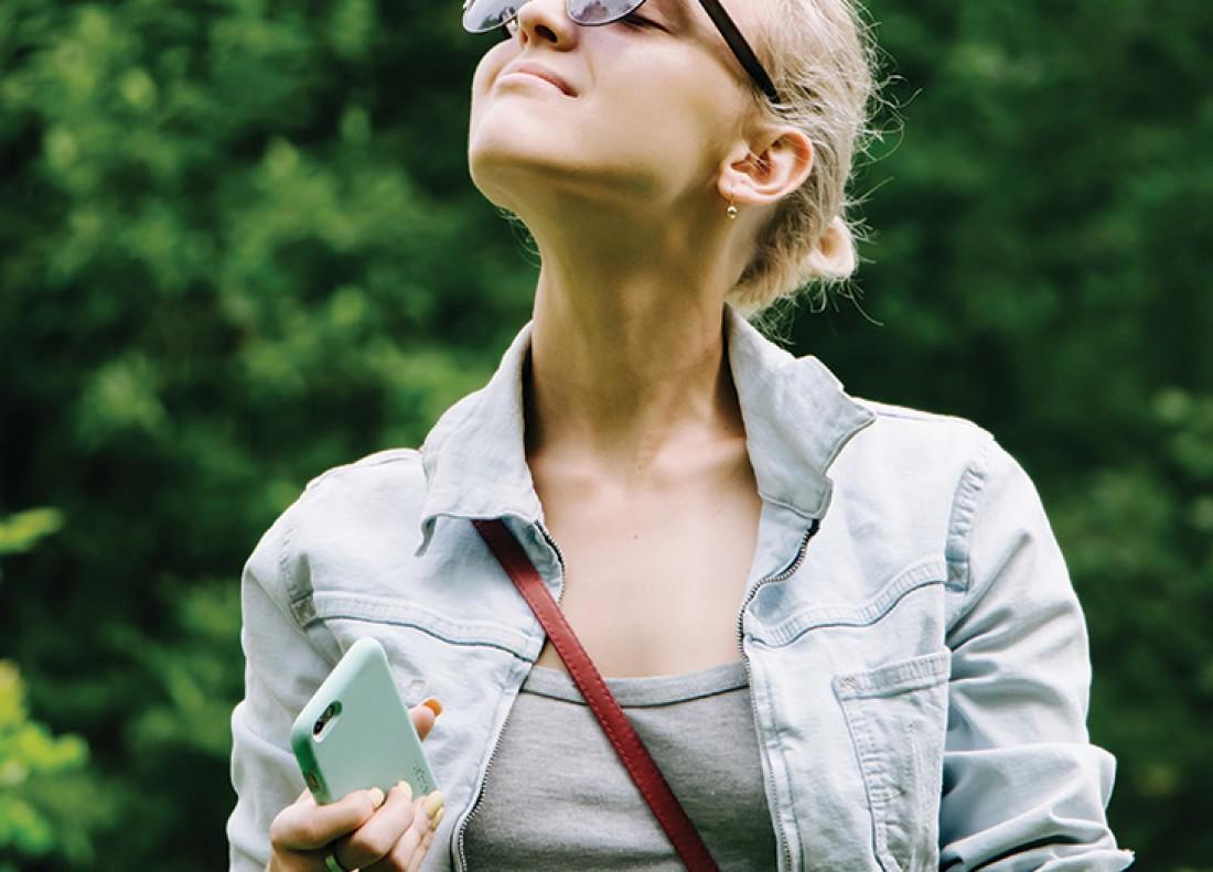 Ходьба невероятно полезна и для душевного спокойствия, и для здоровья