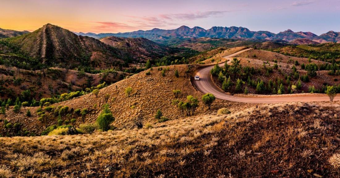 Долина Баньеру, Австралия
