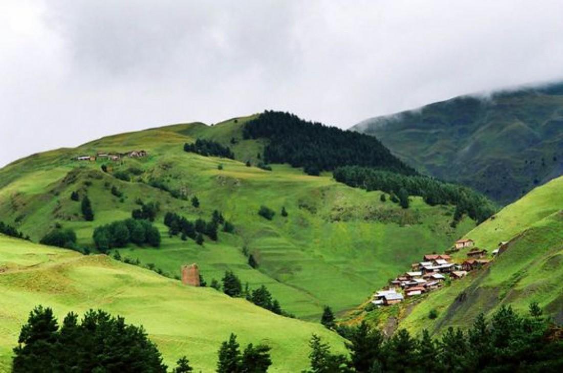 Открываем Грузию: Национальный парк Мтирала
