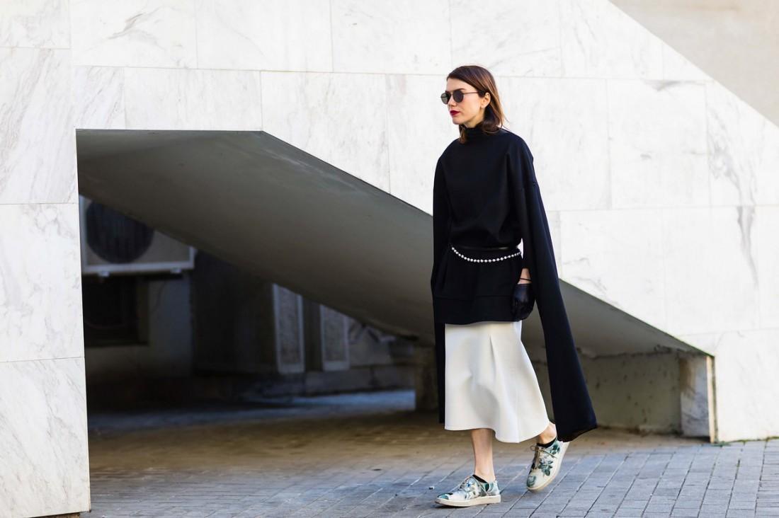 Украинский дизайнер Лилия Литковская на  Fashion Week Tbilisi