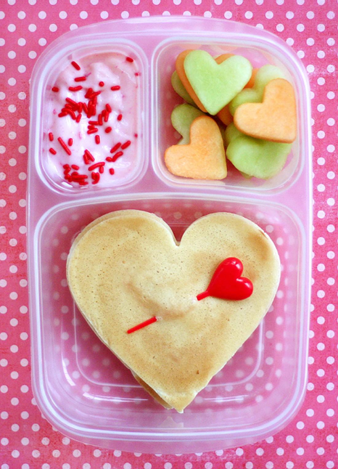 Ланч-бокс на День Валентина