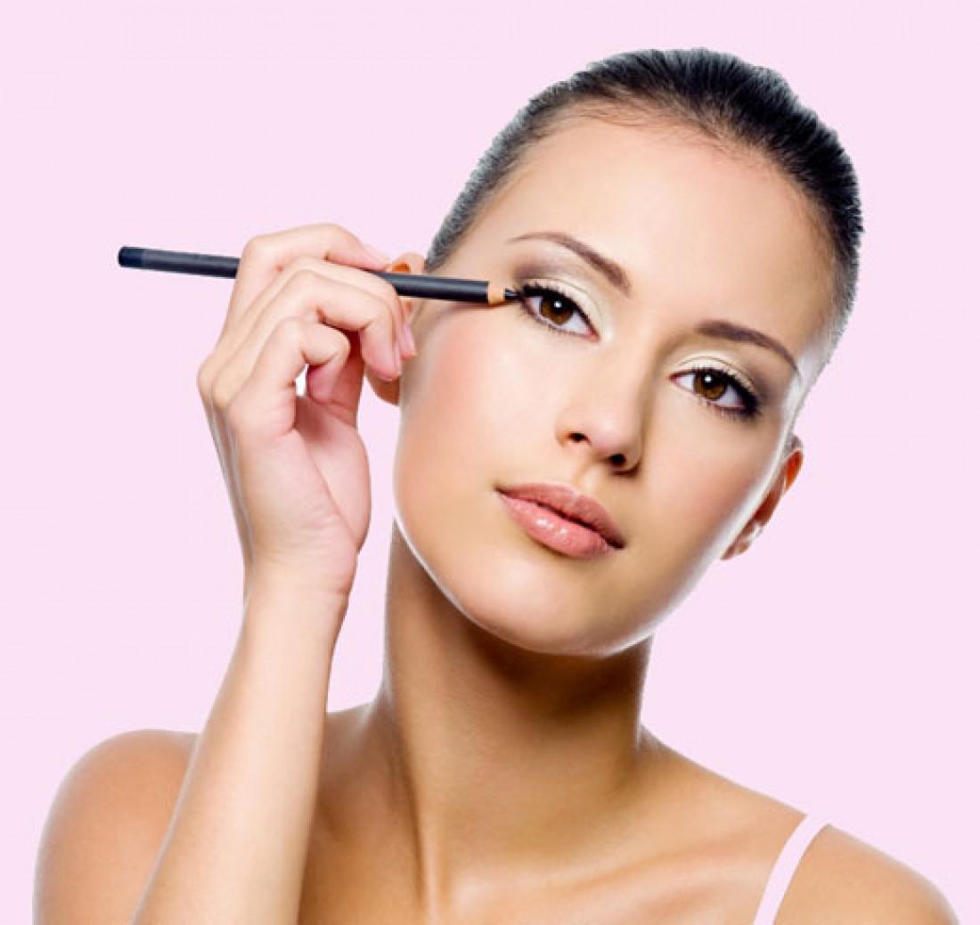 Этапы макияж