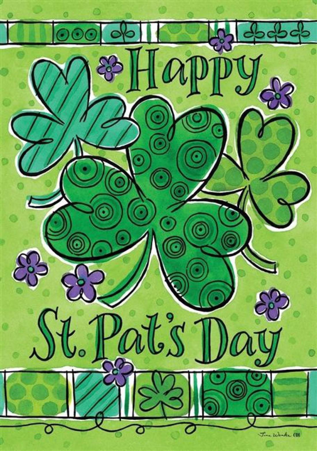 День святого Патрика: прикольные открытки